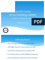 Charles Carroll Elementary Report