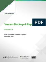 Veeam Backup 9 5 User Guide Vsphere En