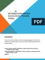 Asuhan kegawatdaruratan khususnya trauma ginjal.pptx