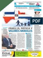 Entrevista a Raul Rizik Yeb (Listín Diario 27/02/2017)