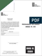 Manual Programador Pg-4010