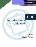 tmp_17777-IntroducciÂ_Â_Â_ón a C - Unidad 05 - Arreglos y Registros-236849515