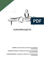 MANUAL - Tecnicas Diversas Quiromasaje