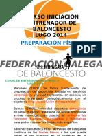 Curso de Baloncesto Iniciacion2014 - Miragaya