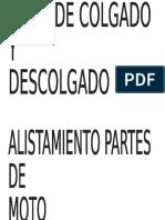 PINTURA ALISTAMIENTO