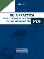 Gestionar Capacitación_servir Chile