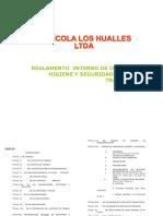 Reglamento Interno 2015-2016