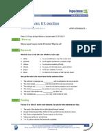 Trump Wins US Election (Upper Intermediate)