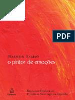 o Pintor de Emoções - Raimon Samsó
