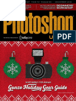 December 2016 PhotoShop Magazine