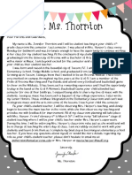 thornton j introduction letter