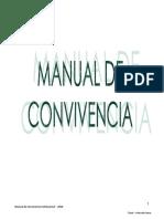 Manual de Convivencia - FEBRERO 2017