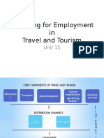preparing for employment in travel and tourism