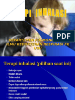 Terapi Inhalasi Skill Lab