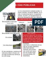 Vias Publicas