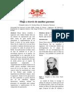 Flujo a Través de Medios Porosos (Paper)