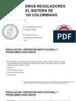 Organismos Reguladores Del Sistema de Salud (1)