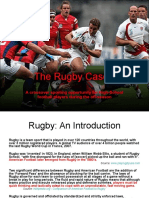 The Rugby Case - An Off-season Sporting Opportunity for Football Players