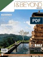Bali & Beyond Magazine March 2017