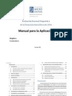 Manual Para Examinadores