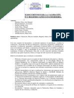Colección Documentos Valoración Planificación Registro Clínico Enfermería
