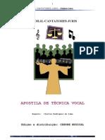 Tecnica Vocal - A Fisiologia Da Voz