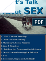 Human Sexuality - first topic.ppt