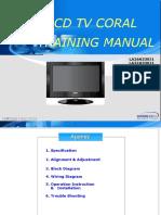Samsung La26a330j1_la32a330j1 Ch. Gje32asa Training
