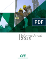Informe Anual 2015 CFE Acc