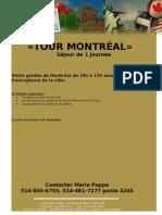 Tour Montreal