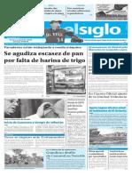 Edición Impresa Elsiglo 01-03-2017