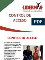Seguridad Control de Acceso y Rondas Efectivas