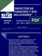 Defectos de Fundicion y Sus Soluciones 2