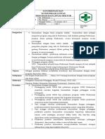 SOP Koordinasi Dan Komunikasi Lintas Program Dan Lintas Sektor