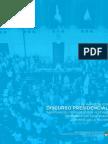 El discurso de Macri
