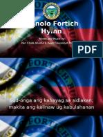 Manolo Fortich Hymn