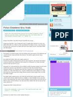 Sief Zonet Us 2010 09 Pohon Eksistensi Ibnu Arabi HTML