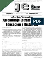 Los tres autos del aprendizaje. Aprendizaje estrategico en educacion a distancia.pdf