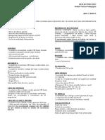 casteliano-Lista Utiles 3ro Basico 2017_LISTA UTILES 3° BÁSICO 2017