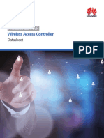 Huawei AC6605-26-PWR Wireless Access Controller Datasheet (1)