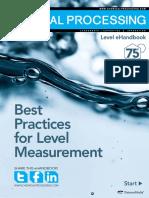 Level Management EHandbook_Chemical Processing