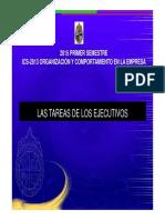 Tareas Ejecutivos 2015-1 Alumnos