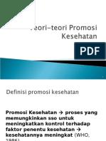 teori-teori-promosi-kesehatan-riris.ppt