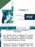 02 Designing a Qualitative Study