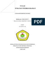 Tugas Algoritma HELDAWATI ( 3061323015 )
