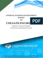 IBE ColgatePalmolive Vishal PGP32181