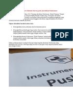 Proses Pelaksanaan Serta Metode Survei Pada Akreditasi Puskesmas