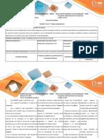 Guía de Actividades y Rubrica de Evaluación - Fase 3 - Trabajo Colaborativo 2