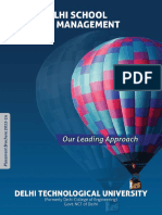 DCE MBA Placement Brochure 2012-14