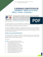 Communique Presse AG